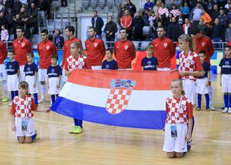 Hrvatska futsal reprezentacija (Foto: Davor Javorovic/PIXSELL)