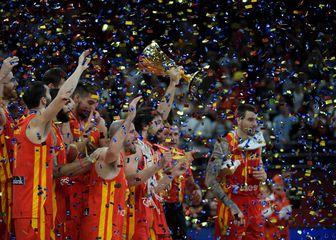 Španjolska drugi put svjetski prvak (Foto: AFP)