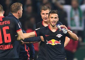 RB Leipzig (Foto: Carmen Jaspersen/DPA/PIXSELL)
