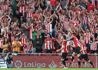 Athletic Bilbao slavi s navijačima (Foto: nph/NordPhoto/PIXSELL)