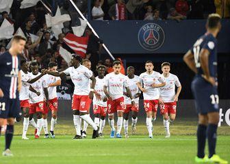 Reims slavi, PSG tuguje (Foto: AFP)