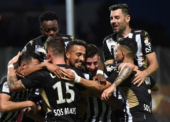 Angers slavi gol (Foto: AFP)