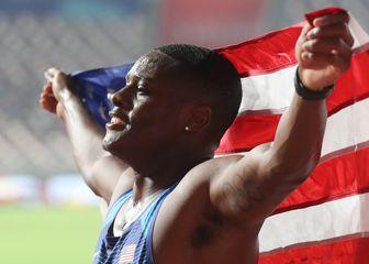 Christian Coleman (Foto: AFP)