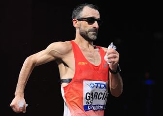 Jesus Angel Garcia Bragado (Foto: AFP)