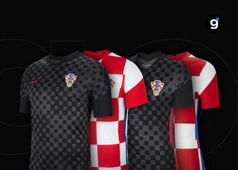 Dresovi hrvatske reprezentacije
