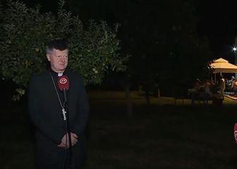 Mons. Ante Jozić i Mario Jurić - 3