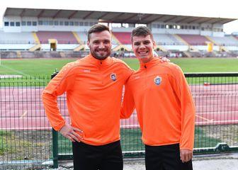 Leon Benko i sin Mauro