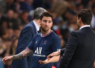 Messi i Pochettino