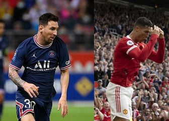 Lionel Messi i Cristiano Ronaldo