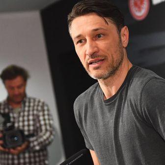 Niko Kovač na presici Eintrachta (Screenshot)
