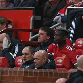 Paul Pogba (Foto: AFP)