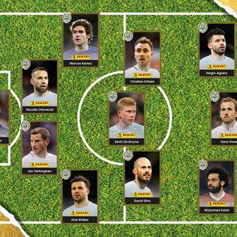 Najboljih 11 Premierlige u izboru udruženja igrača