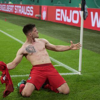 Luka Jović (Foto: AFP)