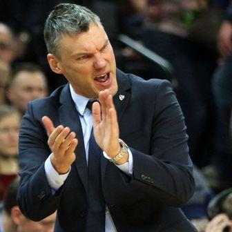 Šarunas Jasikevičius (Foto: AFP)