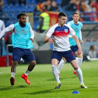 Declan Rice u reprezentaciji Engleske (Foto: Nick Potts/Press Association/PIXSELL)