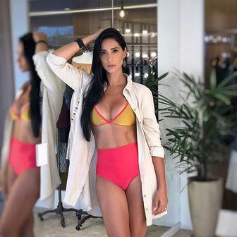 Jaqueline Carvalho (Instagram)