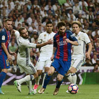 El Clasico Barcelone i Real Madrida (Foto: AFP)