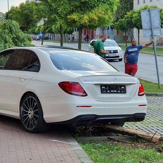 Prometna nesreća u kojoj je sudjelovao nogometaš Petar Bočkaj (Foto: Davor Javorovic/PIXSELL)