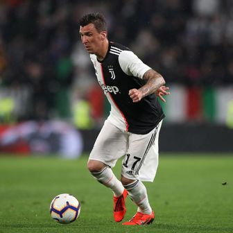 Mario Mandžukić (Foto: Jonathan Moscrop/Press Association/PIXSELL)