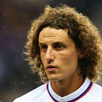 David Luiz (Foto: AFP)