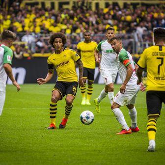 Borussia Dortmund - Augsburg (Foto: NordPhoto/NordPhoto/PIXSELL)