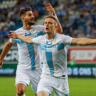 Tibor Halilović i Antonio Čolak (Foto: AFP)
