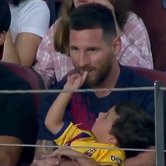 Messi i Mateo (Screenshot)