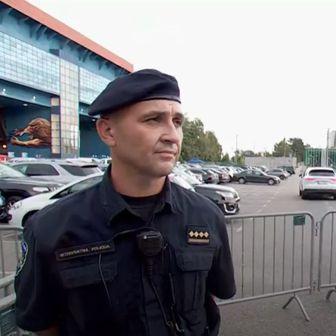 Mario Bencek, interventna policija - 1