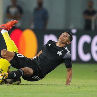 Je li ovo trenutak kada se ozlijedio Dino Perić?