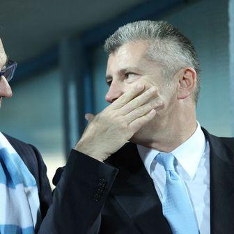Damir Mišković i Davor Šuker (Photo: Nel Pavletic/PIXSELL)