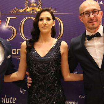 Ante Breko, Tina Živković i Vlado Turković (Foto: Željko Bakšaj/Sport nedjeljom)