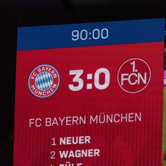 Bayern - Nurnberg 3:0 (Foto: NordPhoto/NordPhoto/PIXSELL)