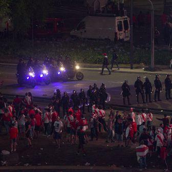 Neredi u Buenos Airesu (Foto: AFP)