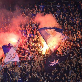 Atmosfera na Maksimiru (Foto: Marko Prpic/PIXSELL)