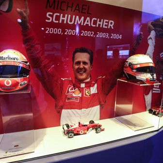 Schumacher je od 2000. do 2004. harao s Ferrarijem (Foto: Igor Šoban/PIXSELL)