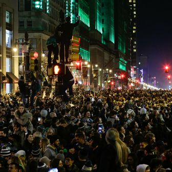 Proslava Super Bowla u Philadelphiji (Foto: AFP)
