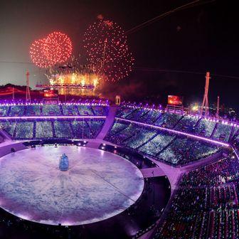 Otvaranje Zimskih olimpijskih igara (Foto: AFP)
