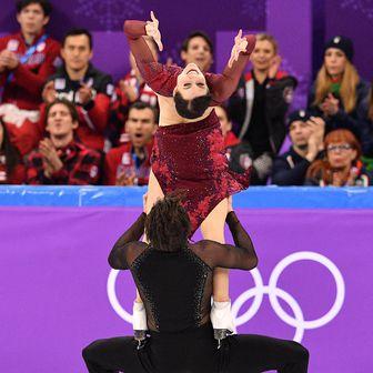 Tessa Virtue i Scott Moir (Foto: AFP)