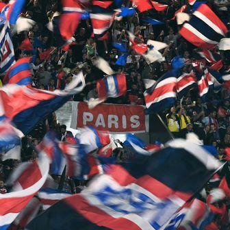 Navijači PSG-a (Foto: AFP)