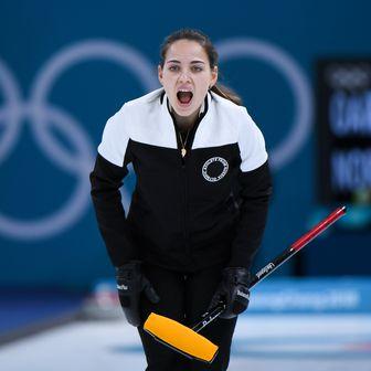 Anastasija Brizgalova (Foto: AFP)