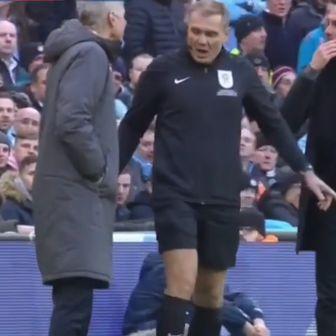 Arsene Wenger i Pep Guardiola (Screen shot Youtube.com)