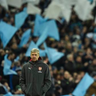 Arsene Wenger i Pep Guardiola (Foto: AFP)