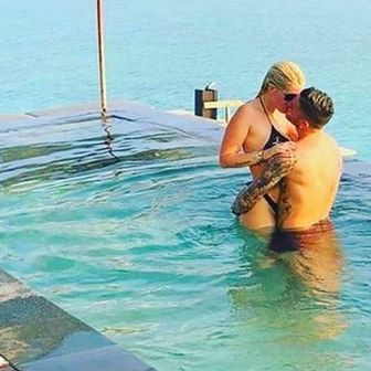 Wanda Nara i Mauro Icardi (Instagram)
