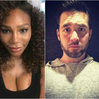 Serena Williams i suprug Alexis (Instagram)