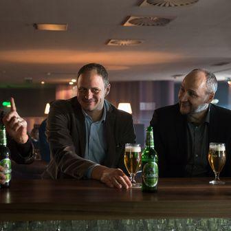 Snimanje reklame za novu kampanju Laško piva