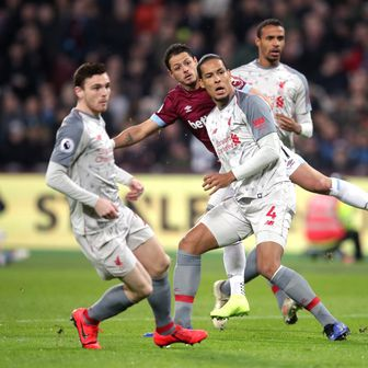 West Ham - Liverpool (Foto: Adam Davy/Press Association/PIXSELL)