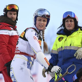 Lindsey Vonn (Foto: AFP)