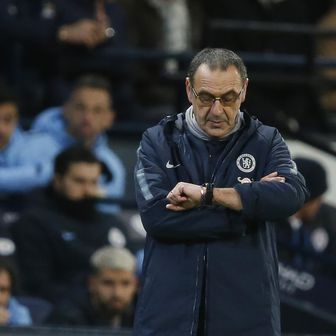 Maurizio Sarri (Foto: Andrew Yates/Press Association/PIXSELL)