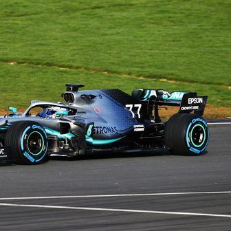 Mercedesov bolid za 2019. godinu (Foto: Mercedes-AMG Petronas Motorsport/DPA/PIXSELL)