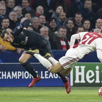 Gareth Bale i Frenkie de Jong (Foto: AFP)